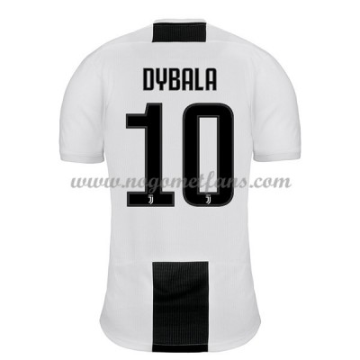 Nogometni Dresovi Juventus 2018-19 Paulo Dybala 10 DomaÄi Dres Kratkih Rukava